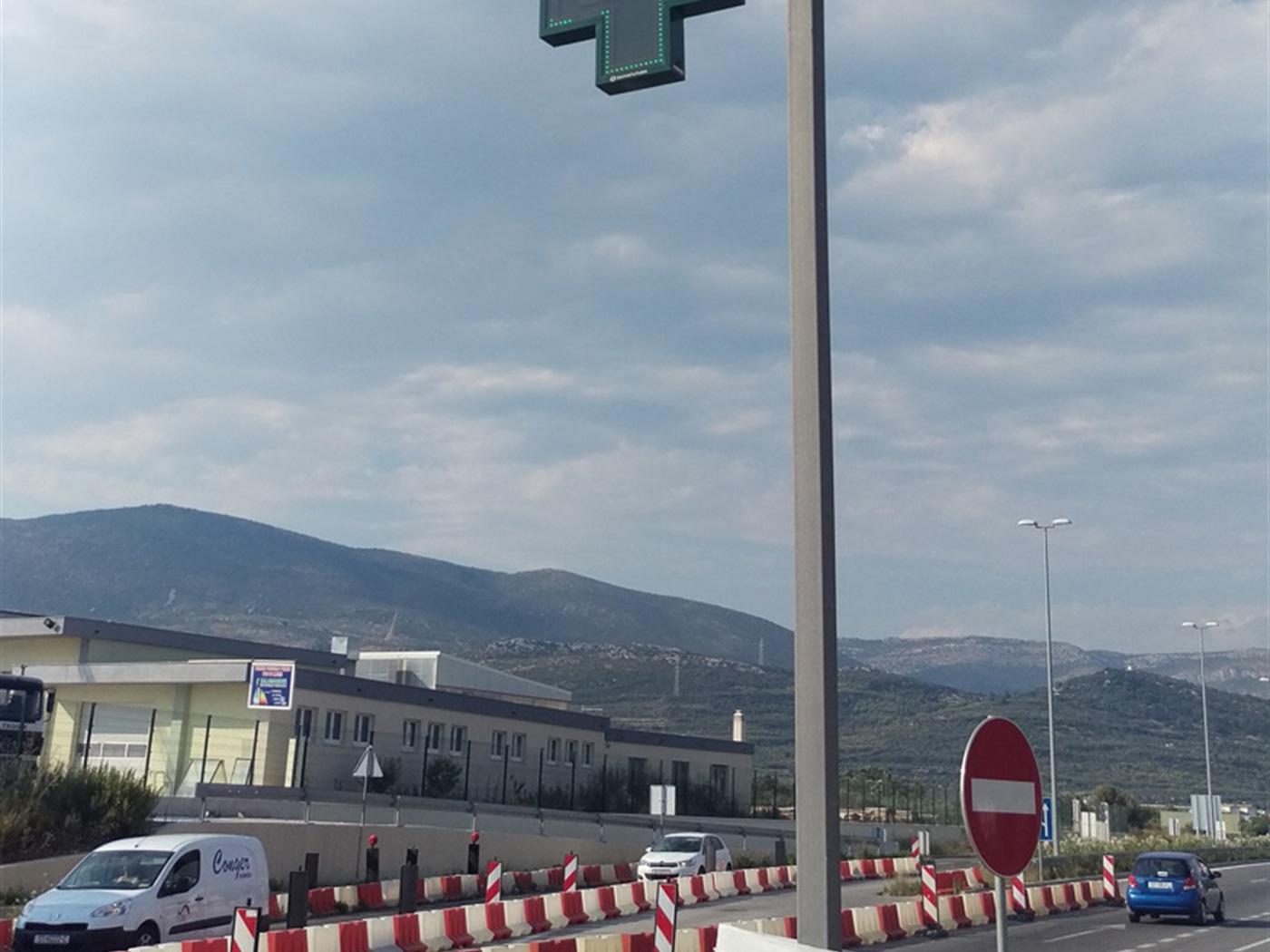 Ljekarna Polunić - poslovnica Plano (Trogir)