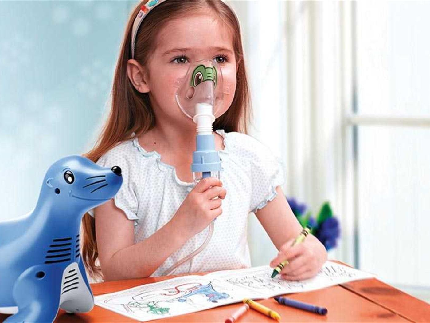 Philips inhalatori